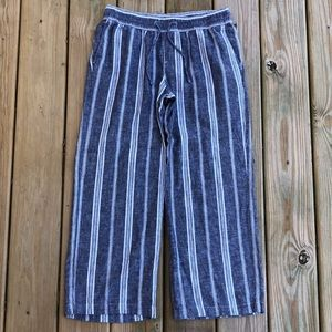 NEW Old Navy Linen Beach Pants